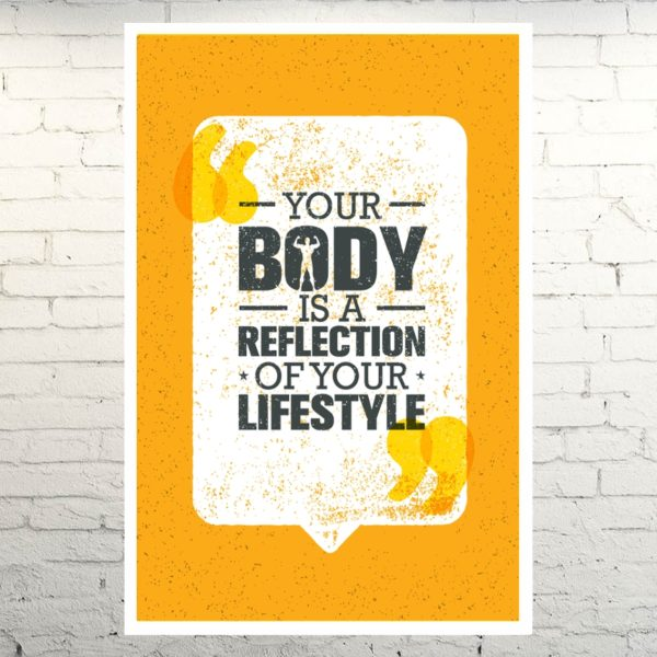 Body Reflects Lifestyle