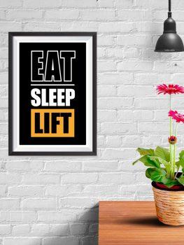 Eat Sleep Lift