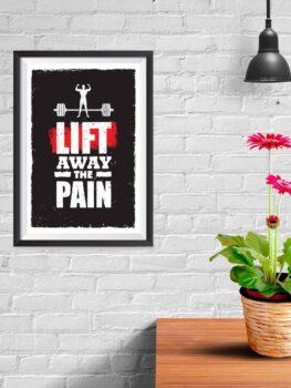 Lift Away The Pain