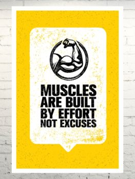 Gym Poster