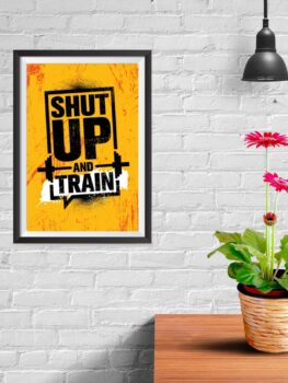 Shut Up and Train 2
